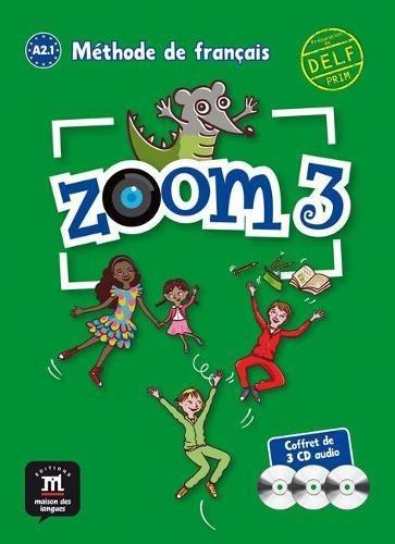 Zoom 3 (3CD audio) par Equipo Editorial