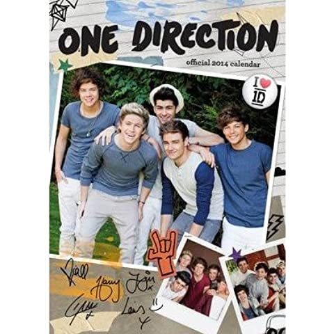 [(Official One Direction 2014 Calendar)] [ Danilo Promotions Limited ] [September, 2013]