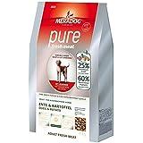 Mera Dog Hundefutter Pure fresh meat Ente+Kartoffel, 1er Pack (1 x 4 kg)