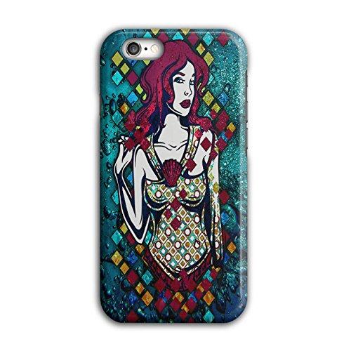 Sexy Ozean Meerjungfrau Meer Prinzessin iPhone 6 / 6S Hülle | (Kostüme Meerjungfrau Paar)