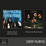 Deep Purple: Machine Head/Who Do You Think (Audio CD)