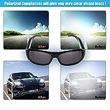 Online Rectangular Unisex Sunglasses(C20511)