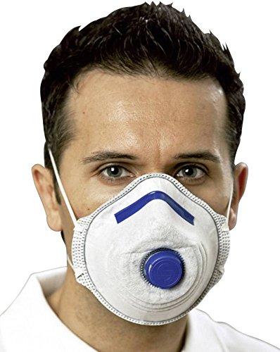 Mandil FFP2/Combi/V - Maschera per viso con filtro antiodori 411 250