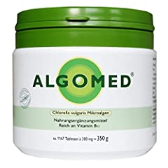 Algomed® - vulgaris Mikroalgen Tabletten