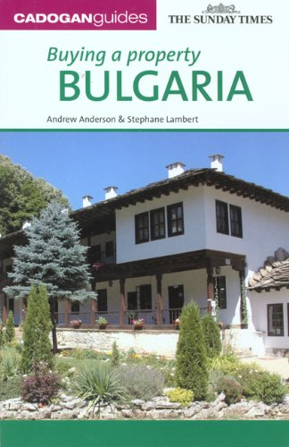 Buying a Property Bulgaria [Lingua Inglese] di Andrew Anderson