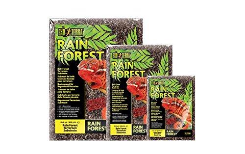 Exo Terra PT3118 Rainforest Substrat 26,4 L (Regenwald Pflanzen)
