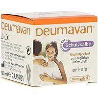 Deumavan Schutzsalbe mit Lavendel Dose Intimschutz, 50 ml preisvergleich bei billige-tabletten.eu