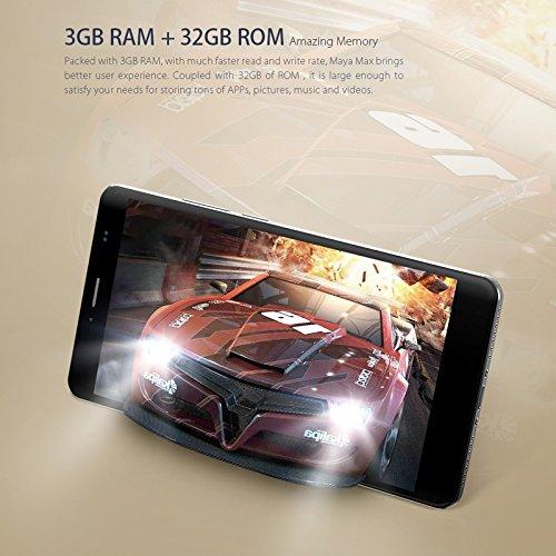 BLUBOO Maya MAX 4G Smartphone Android, 3GB RAM 32GB ROM