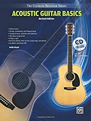 Ultimate Beginner Acoustic Guitar Basics: Steps One & Two, Book & CD (The Ultimate Beginner Series) by Keith Wyatt (1996-07-01)
