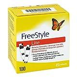 FreeStyle lite Teststreifen, 100 St.