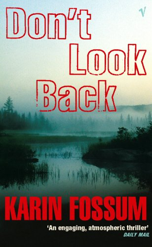 Don't Look Back (Inspector Sejer)