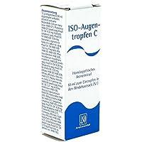 Iso Augentropfen C 10 ml preisvergleich bei billige-tabletten.eu
