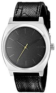 Nixon Montre bracelet Mixte Time Assiette à quartz analogique en acier inoxydable ap1156-a045–2222–00