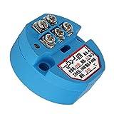 BQLZR RTD PT100 Temperatur Messumformer 0 zu 50 Grad Ausgang 0-10V Blau