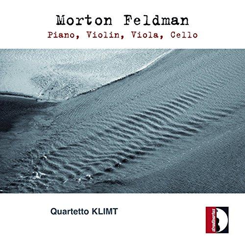 Feldman: Piano,Violin,Viola,Cello (Feldman Viola)