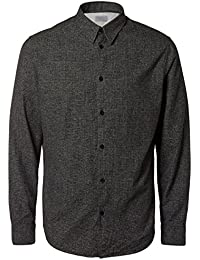 SELECTED - Herren regular fit hemd two clint shirt 16053228