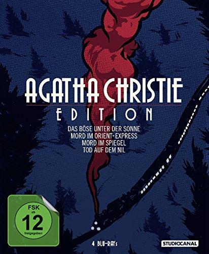 Bild von Agatha Christie Edition [Blu-ray]