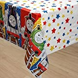 Thomas The Tank Party Plastic Table Cover (1ct)