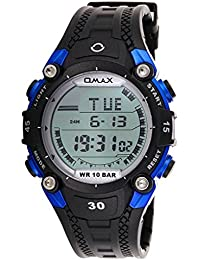 Omax Digital Dial Unisex Watch - DS135