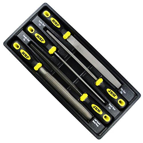 JBM 10735 Módulo con limas para carro de herramientas