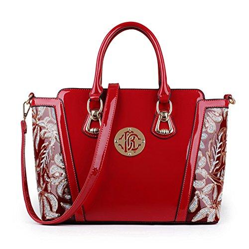 paillettes sacs à main de mode brodé/Le paquet de mariée marié/Les sacs à main de la femme/Sac à bandoulière-A A