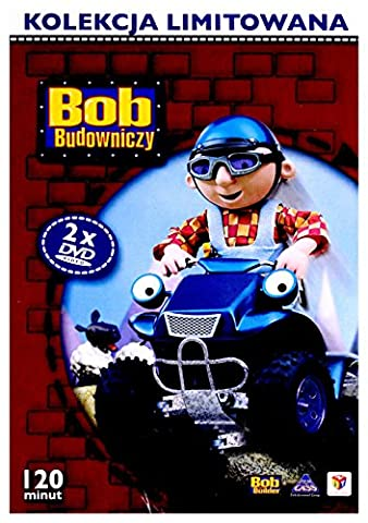 Bob der Baumeister (BOX) [2DVD] [Region 2] (IMPORT) (Keine deutsche Version)