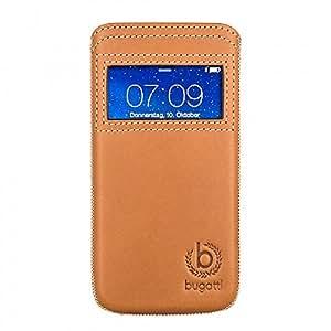 "Bugatti 08557 Etui pour iPhone 6 4,7"" Brun"
