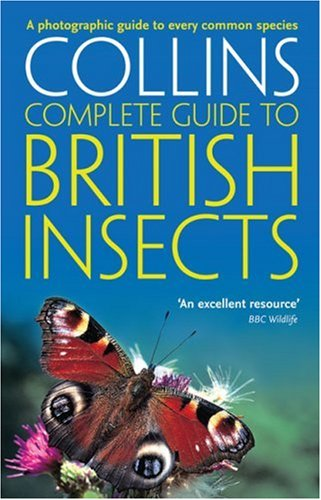 British Insects: A photographic guide to every common species (Collins Complete Guide) par Michael Chinery