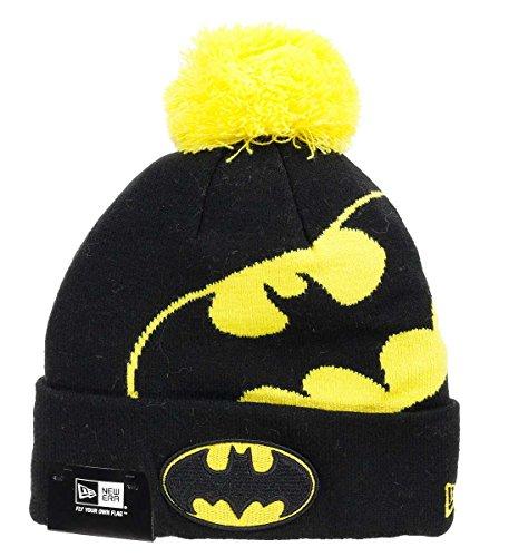 �tze - BATMAN - Black, Size:ONE SIZE (Batman Beanie)