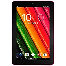 Woxter QX 82 8 GB Black, Pink Tablet – Tablets (1.5 GHz, ARM Cortex-A7, 1 GB, DDR3-SDRAM, 8 GB, microSD (Transflash))