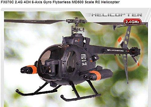 efaso FX070C Helikopter, Hunting Sky, 2.4 GHz