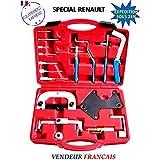 Coffret Pige de Calage Courroie Distribution Essence Diesel RENAULT