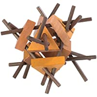 Playtastic-Knobelspiele-Geduldspiel-aus-Holz-Der-verflixte-Eiskristall-Geschicklichkeitsspiele