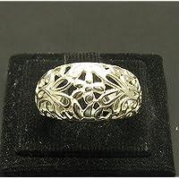 Anello in argento 925 Fiore R000954 Empress