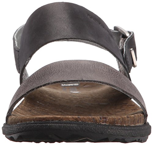 Merrell Around Town Backstrap Damen Sandalen Schwarz (Black)