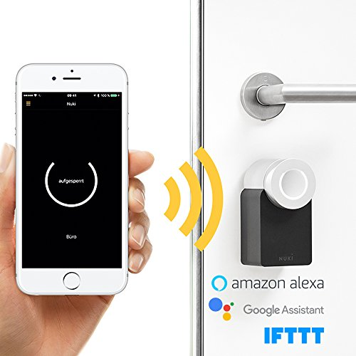 Nuki Combo – Elektronisches Türschloss mit Bluetooth und WLAN - 3