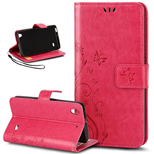 huawei-ascend-g620s-casehuawei-honor-4-play-caseikasus-embossing-butterfly-flower-pu-leather-fold-wa