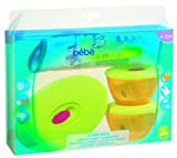 Bébé Confort 31000219 - Cofanetto pappa, fase 1, 4-9 mesi