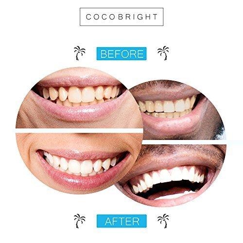 COCOBRIGHT | 14 Tage Oil Pulling Kokosnuss Öl Detox Kur – Pfefferminz Geschmack – Zahnöl - 4