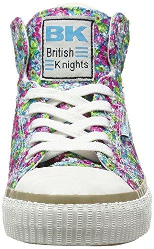 British Knights Dee Damen High-Top Pink (DK Pink 10)