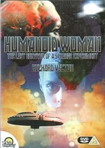 Richard Victor - Humanoid Woman - [DVD]