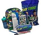 Ultimate Toy Story 4 Kids Back to School Bundle Delizia - Perfetto per gli amanti e gli appassionati di Woody, Buzz Lightyear e il film Toy Story