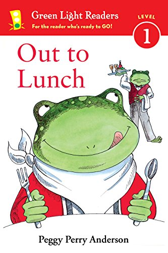 Out to Lunch (Green Light Readers Level 1) (English Edition)