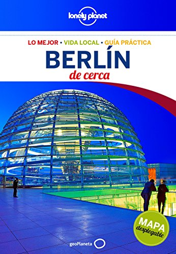 Lonely Planet Berlin de Cerca (Travel Guide)