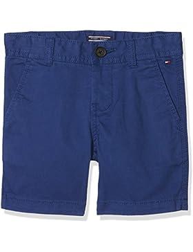 Tommy Hilfiger Ame New Chino Short Ostw PD, Pantalones Cortos para Niños
