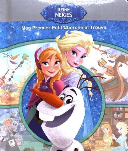 La reine des neiges : Mon premier petit cherche et trouve