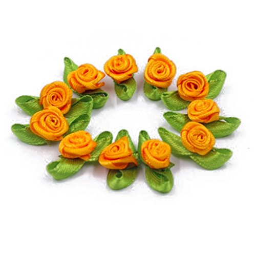 10-pk-small-mini-raso-rose-buds-flowers-leaves-abbellimento-15-cm-accessori-per-il-regno-unito-da-so