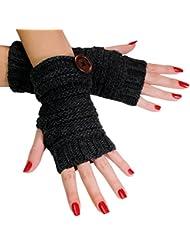 Immerschön gestrickte Armstulpen fingerlos in vielen Varianten Stulpen Pulswärmer Handwärmer für die kalten Tage!
