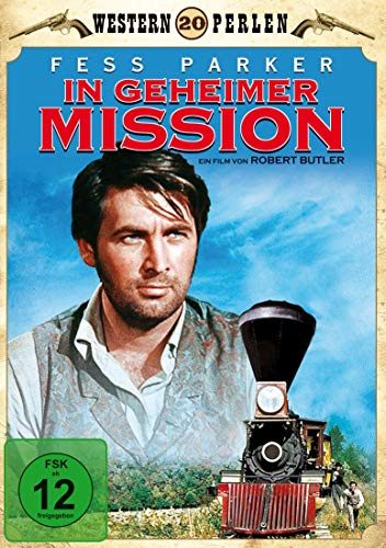 Western Perlen 20: In geheimer Mission (The Great Locomotive Chase) (Parker Scharf)