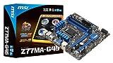 MSI Z77MA-G45 Mainboard Sockel 1155 (mATX, Intel Z77, DDR3 Speicher, USB 3.0)